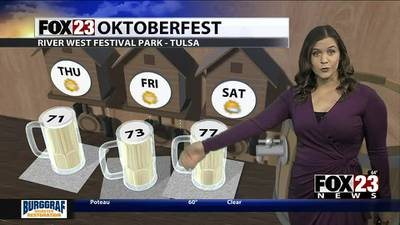 VIDEO: Fall Weather Forecast