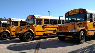 School districts struggle to find bus drivers ahead of the new school year