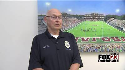 Jenks dispatcher retires after nearly five decades