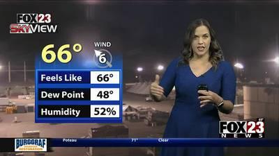 VIDEO: Saturday Night Forecast