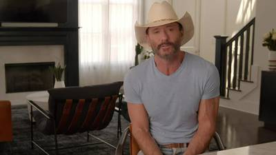 Tim McGraw shares special message ahead of next month's Stillwater concert