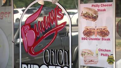 EPISODE 8: Burger Brothers go to Bunny's in OKC with Rashaun Woods