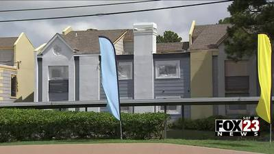 Concerns still remain after south Tulsa apartment complex makes payment for outstanding water bill
