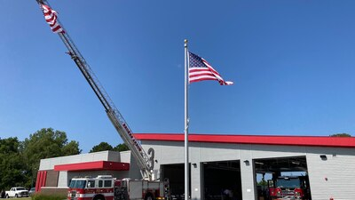Broken Arrow Fire Department cuts the ribbon on a new station