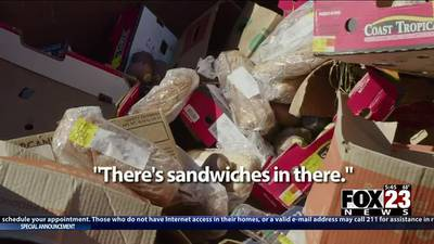 More people come forward over donated food sitting out to rot in Tulsa area