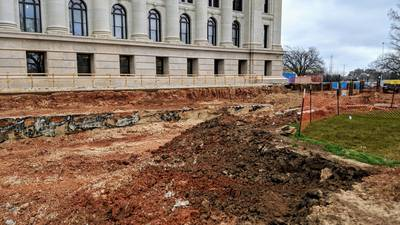 Photos: Capitol Restoration Project wraps at the Oklahoma History Center