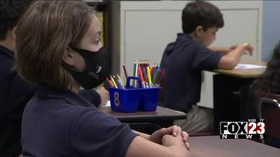VIDEO: May 2021: TPS won't drop mask requirement despite city's expired mask order