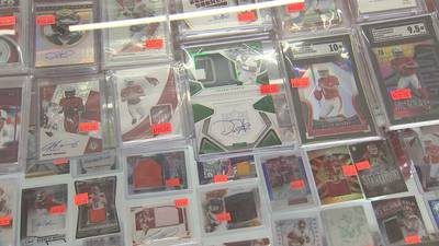 Sports card expert: The days of free autographs are over