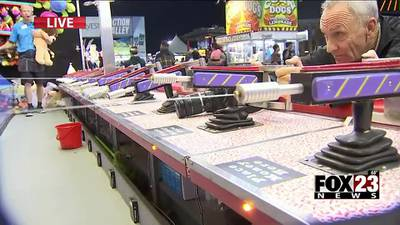 VIDEO: Day one of 2021 Tulsa State Fair wraps up