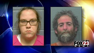 VIDEO: Drugs found in home with children, couple arrested for child neglect