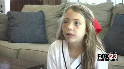 Skiatook girl, 11, still recovering from Labor Day weekend UTV accident