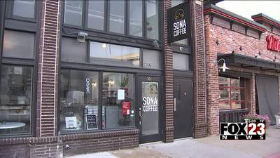 Downtown Tulsa coffee shop offering up space for entrepreneurs to talk, grow business