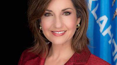 Hofmeister says pandemic was breaking point in deciding to challenge Stitt