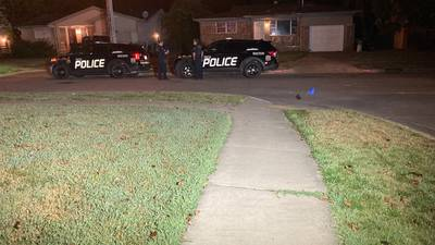 Man hospitalized following domestic shooting in Tulsa