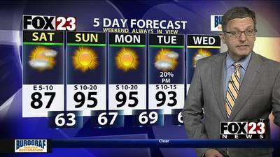 VIDEO: Friday Night Forecast