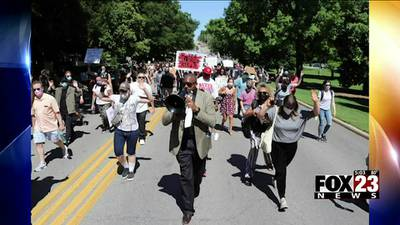 VIDEO: Rev. Turner leaving historic Tulsa Vernon AME Church, headed to Baltimore for new calling