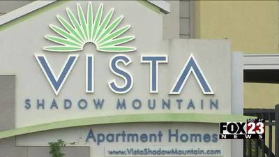 Residents forced out of Vista Shadow Mountain, city watching for squatters, fire hazards