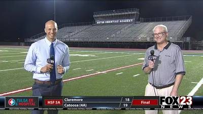 WATCH: Analysis of impressive wins for Holland Hall, Bixby, and Sand Springs
