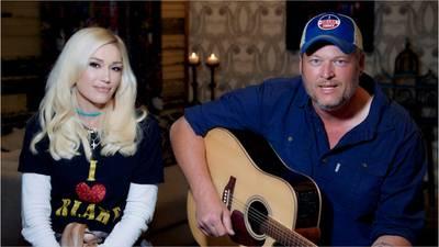 Blake Shelton and Gwen Stefani release 'Happy Anywhere' duet