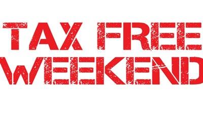 Oklahoma's tax-free weekend begins Friday