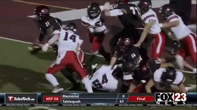 High School Football Tonight Week 9 (Part 4)