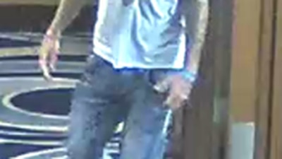 Photos: Casino victim robbed, Tulsa PD search for thief