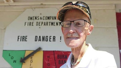 Green Country fire chief dies with one final wish for his department