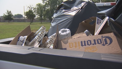 Added patrols at Tulsa's Boeing Park after huge party leaves trash everywhere