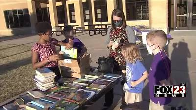VIDEO: Tulsa middle school student raising money to cover field trip costs for classmates