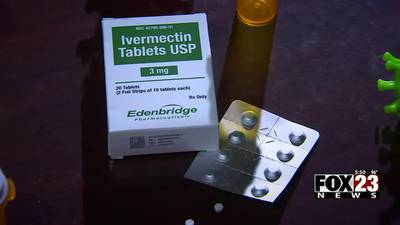 VIDEO: Oklahoma woman talks about Ivermectin, believes it saved her life from COVID-19