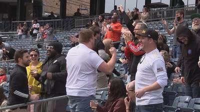 FC Tulsa teaches cheers at 'Hype Night'