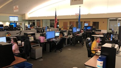 Tulsa dispatch experiencing shortage, encouraging people to apply