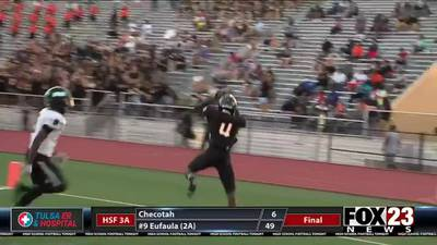 WATCH: Booker T. beats Edison, East Central knocks off Memorial, Catoosa wins over Claremore