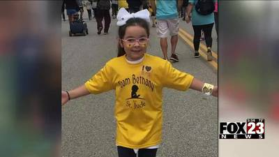VIDEO: Broken Arrow family describes journey with St. Jude years after diagnosis