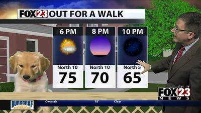 VIDEO: Tuesday Afternoon Forecast
