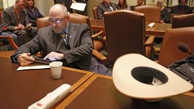 GOP Oklahoma lawmaker criticized for transgender comments