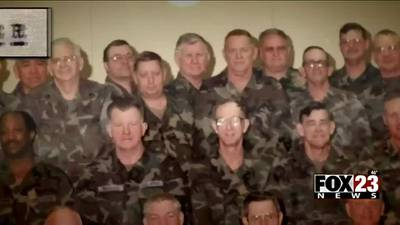 Tulsa veteran's prostate cancer stemmed from Agent Orange exposure in Vietnam
