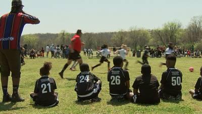 Backed by FC Tulsa, Dream League kicks off in North Tulsa