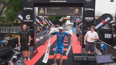 Champions crowned in Tulsa Ironman