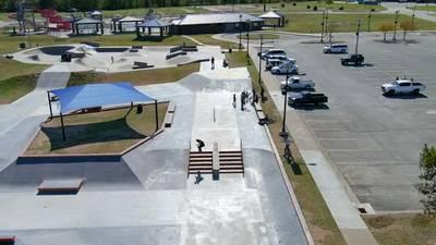 VIDEO: Nienhuis Skate Park reopens in Broken Arrow