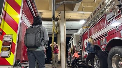 Photos: Photo Walk at Tulsa Fire Department's Station 2