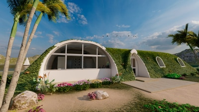 Eco-friendly rental home coming to Green Country