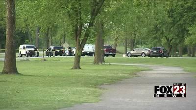 Men charged in May Broken Arrow double homicide