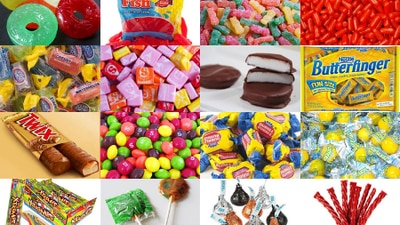 Study finds Oklahoma's favorite Halloween candy