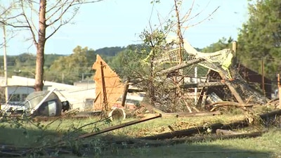 5 tornadoes touched down in Green Country Sunday night, according to NWS Tulsa