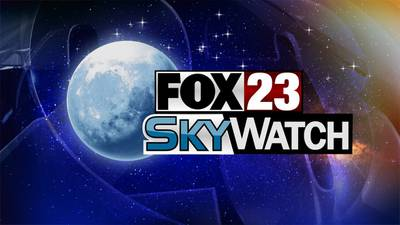 FOX23 Sky Watch: What to see in the skies over Green Country
