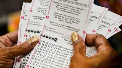 Powerball jackpot climbs to $545M