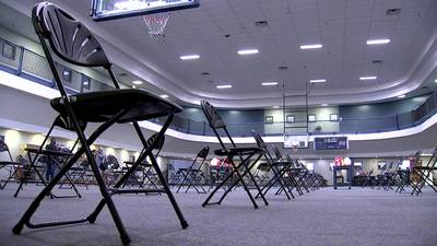 Low turnout for Tulsa's federal mass vaccination clinic, FEMA says