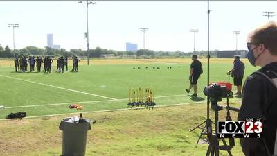 Tulsa students team up with FC Tulsa for unique science project
