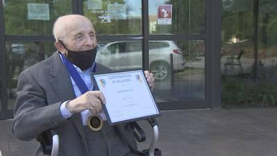 Tulsa Holocaust survivor celebrates 100th birthday